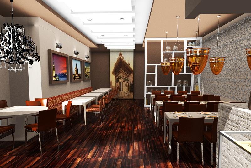 Restaurant d design cem uk ltd